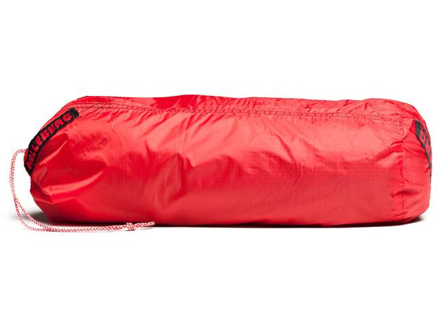 Hilleberg Tent Bag 58x20cm, rød